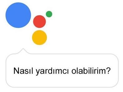 Google Sesli Asistanı Artık Türkçe!